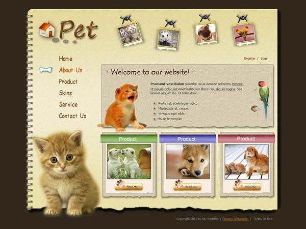 Pet 009(W3C Valid XHTML