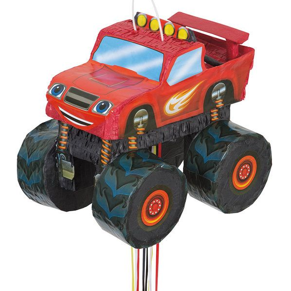 Looking for Blaze and the Monster Machines 3D Pinata for your next event? Find Birthday in a Box for the most popular and party decorations with low prices.