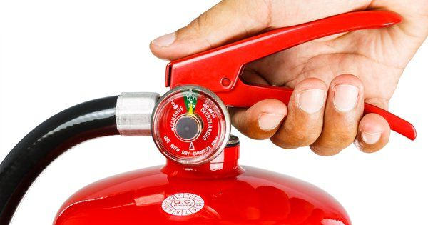 3 Ways to Ensure Your Fire Extinguisher Could Save Your Life ...Why you should know the difference between types of fire extinguishers, including the 711A for kitchen fires, and how to make sure they work.