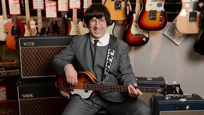 Stewart Walker parodies The Beatles at Melbourne Fringe | Leader