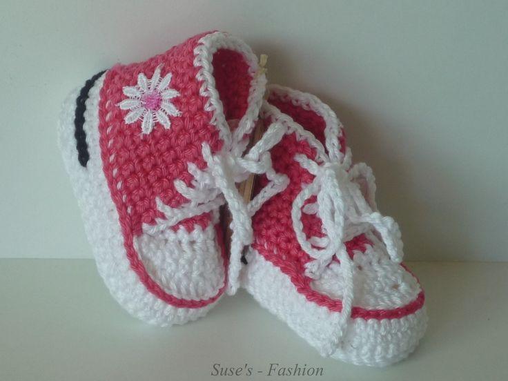 31 best LadySu images on Pinterest   Baby stricken, Baby turnschuhe ...