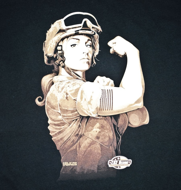 Woman Marine Black T-shirt | Womens | Sgt Grit - Marine Corps Store