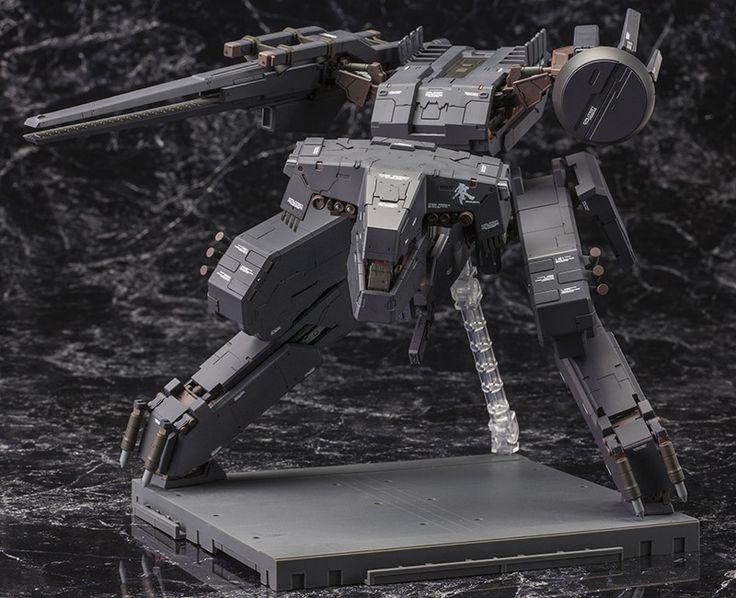 Metal Gear Rex Black Version by Kotobukiya