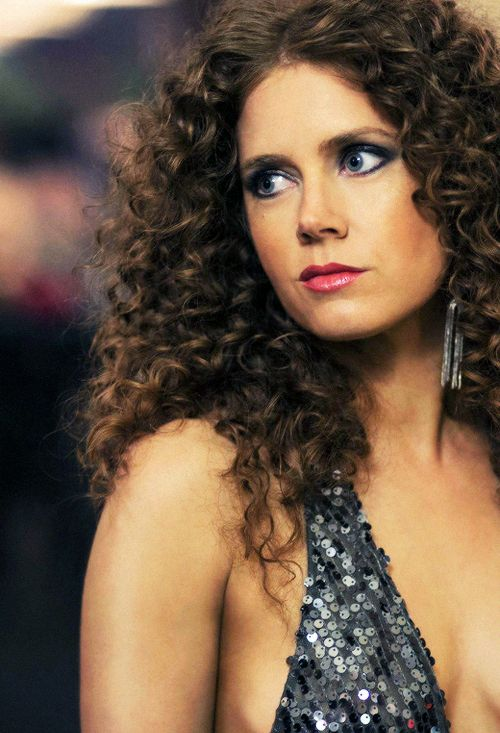 Amy Adams in American Hustle                                                                                                                                                                                 More