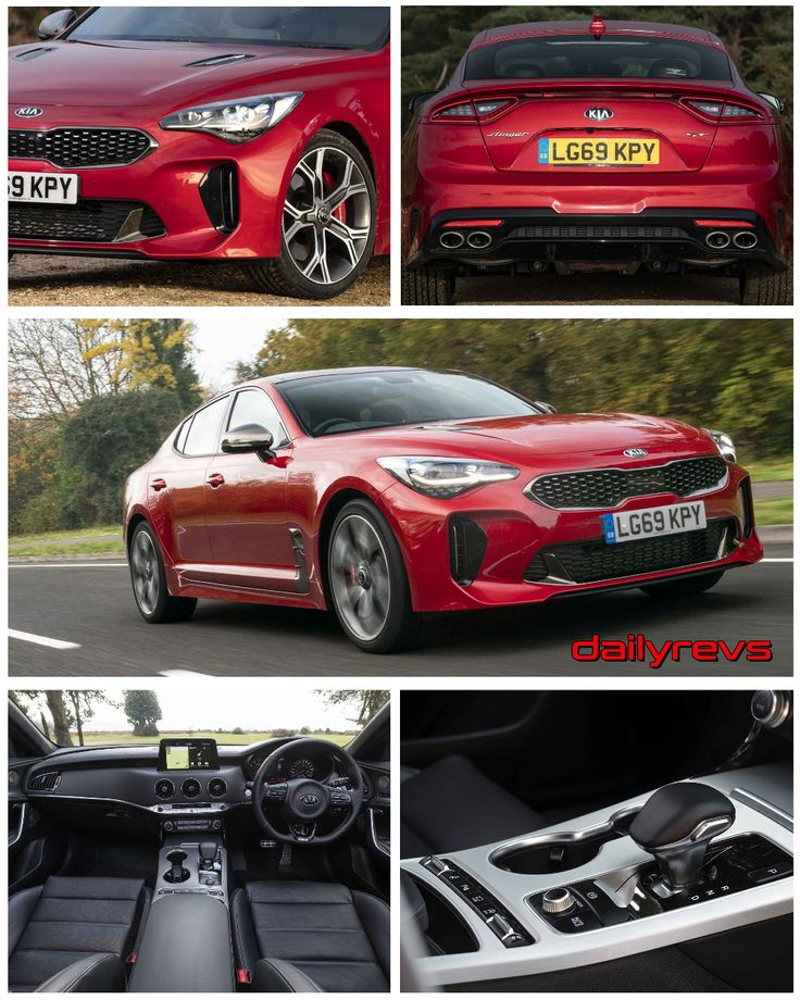 2020 Kia Stinger GTS [UK] HD Pictures, Videos, Specs