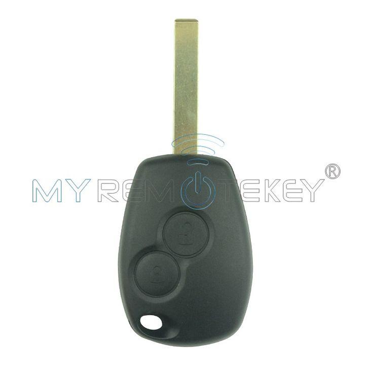 Cheapest prices US $17.94  Remote car key for Renault Clio Kangoo Master Modus Twingo 2006 2007 2008 2009 2010 2 button VA6 433 mhz PCF7947 remtekey  #Remote #Renault #Clio #Kangoo #Master #Modus #Twingo #button #remtekey  #CyberMonday