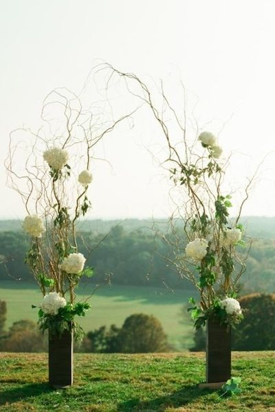 Styles of Wedding Arches