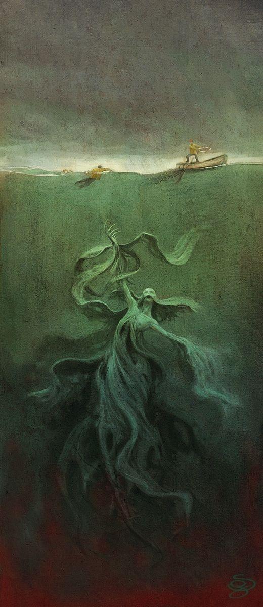 Art by Sebastian Giacobino