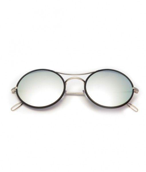 ROS PIU' SILVER MIRRORED   Kyme Sunglasses