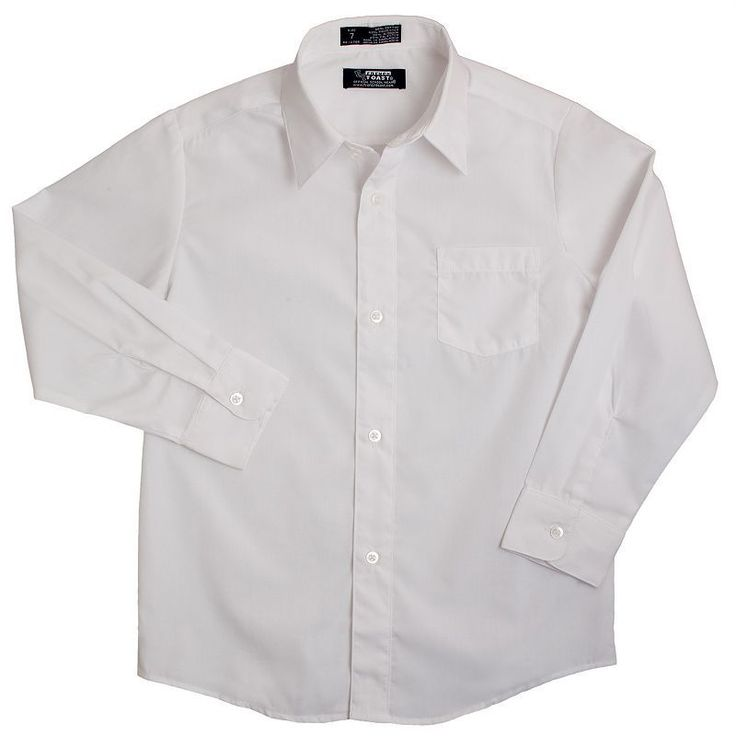 Toddler Boy French Toast Long Sleeve Button-Down Dress Shirt, Size: