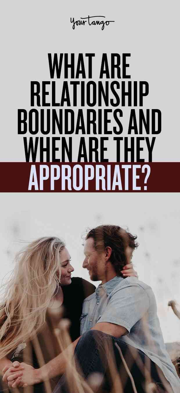How to set boundaries in a christian dating relationship