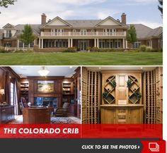 peyton manning's denver house | Peyton Manning's new Devner mansion.