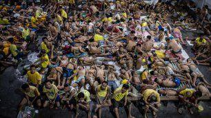 Viaggio nell'inferno di Quezon la prigione più affollata al mondo
