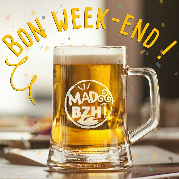 Bon weekend !! #madbzh #beer #apero #auray #bzh #breizh #bretagne #mirbihan