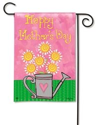 happy mother's day garden flags
