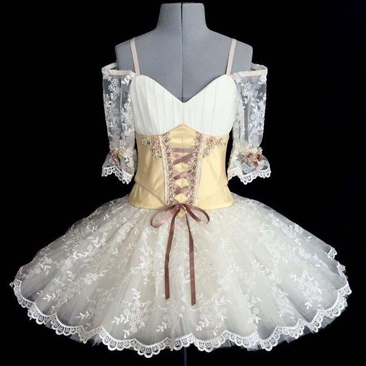 Laura Berry Classical Ballet Tutu - Coppelia