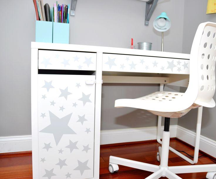 de 25 bedste id er inden for micke desk p pinterest kollegieudsmykning. Black Bedroom Furniture Sets. Home Design Ideas