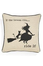 Levtex 'Witty Witch' Accent Pillow