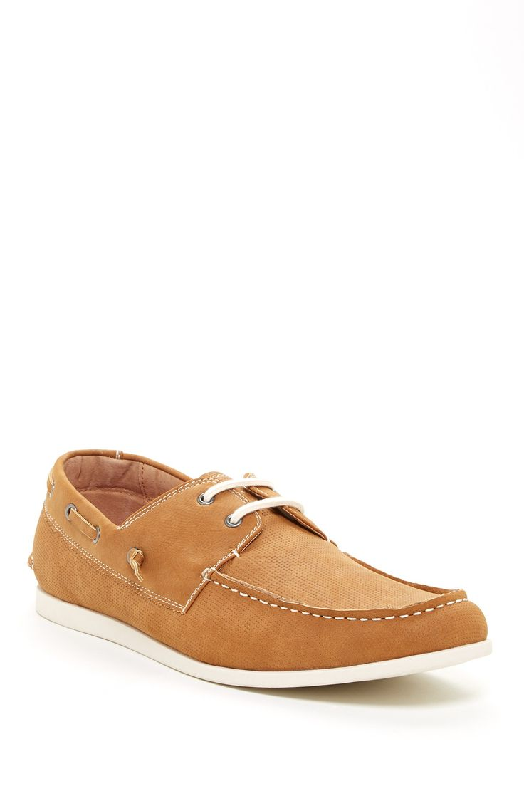 Steve Madden Gamon 1 Boat Shoe