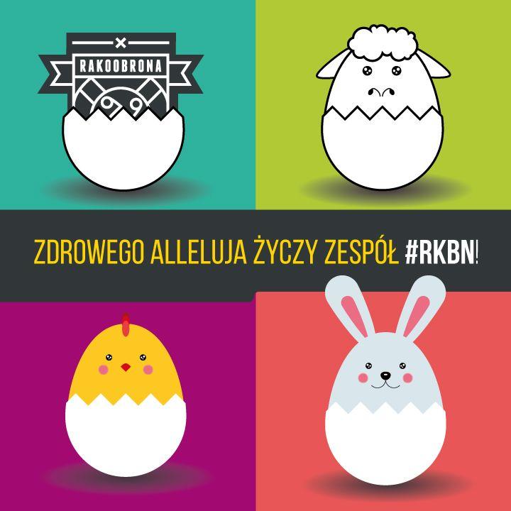 Wcinaj jajka :) #Wielkanoc