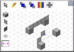 Interactive Math site...for teaching isometric drawings!  In the grade 6 Ontario math curriculum!