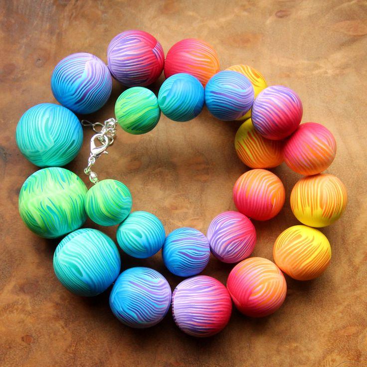 how to make fimo beads