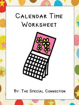 25 best ideas about calendar worksheets on pinterest calendar activities education week and. Black Bedroom Furniture Sets. Home Design Ideas
