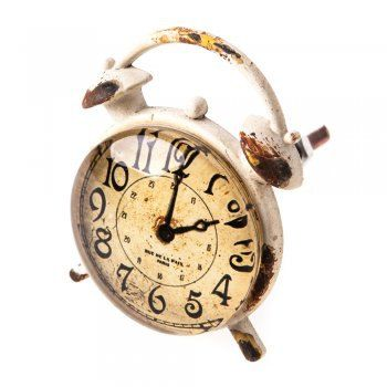 Alarm Clock door draw knob Handle Pull by Vintagebellecandles