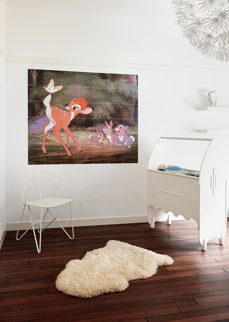 40 best Disney x IXXI images on Pinterest | Child room, Fairy ...