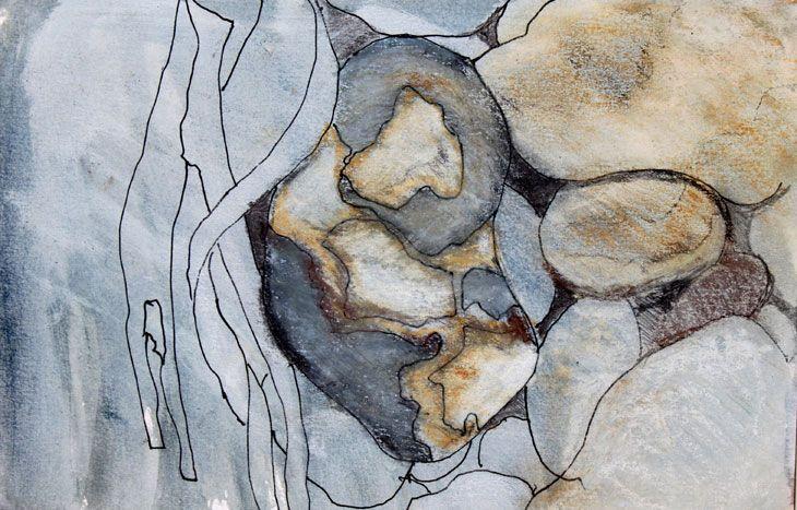 Gwen Hedley | sketchbook page