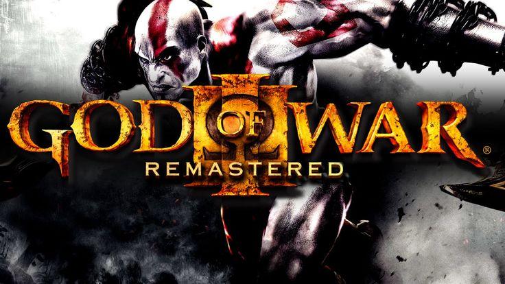 God of War III - Remastered [PS4]