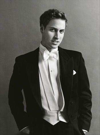 Prince William of Wales, by Mario Testino, 2003, Vanity Fair