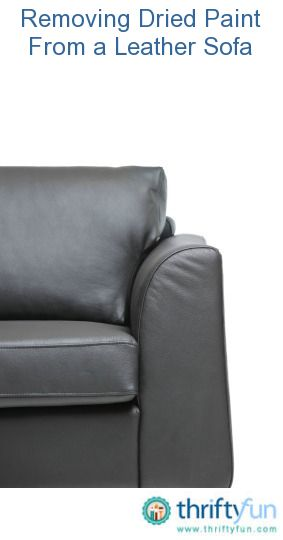 Removing Dried Paint From A Leather Sofa Coats Leather: how to remove paint from wood furniture