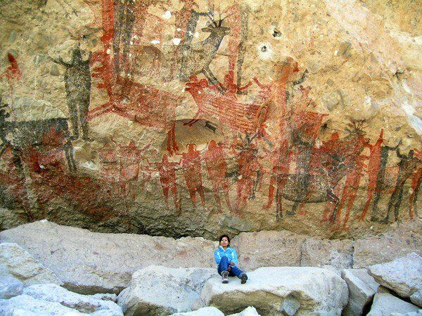 baja cave art essay The bradshaw foundation presents the research of professor  archive index arizona baja california baja california film coso range talking stone film  cave art.