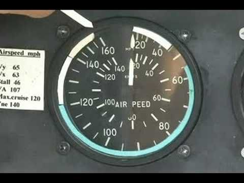 How to fly a small airplane. Part A - YouTube