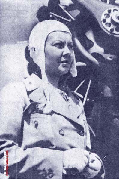 SABİHA GÖKÇEN  - The world's first female fighter pilot and is  the first Turkish woman pilot.