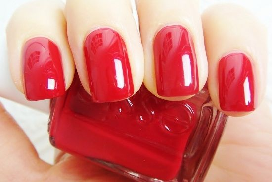 My FAVE go to Essie nail color for any occasion ...Essie A-List!!