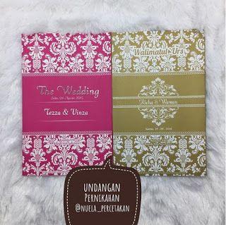 Cetak Kartu Undangan Murah // 081322349644: Cetak Kartu Undangan Hardcover // 081322349644 Nue...