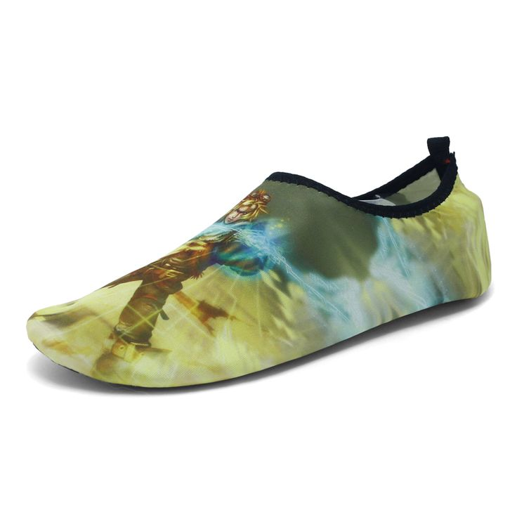 colorful soft yoga shoes