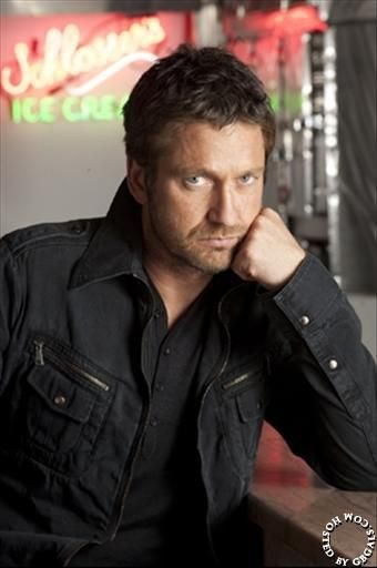 Gerard Butler photoshoot for Icon - Dick Lowery - February 2010 #celebrities HAPPY SATURDAY @durinheir  XX
