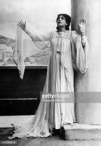 Eleonora Duse | Getty Images
