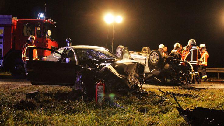 Unfall bei Pegnitz: Opel rast in Mercedes – zwei Tote! - München - Bild.de