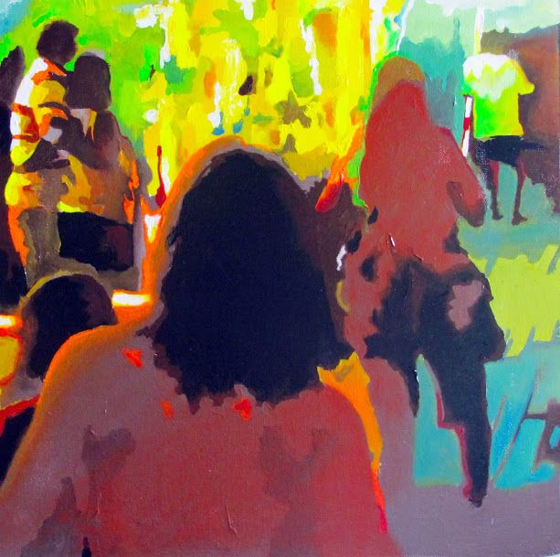 Comercio #art #artists #canvas #pencil