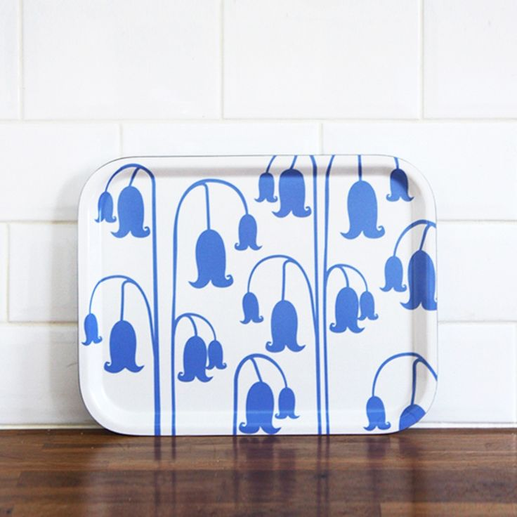 Small Bluebell Tray