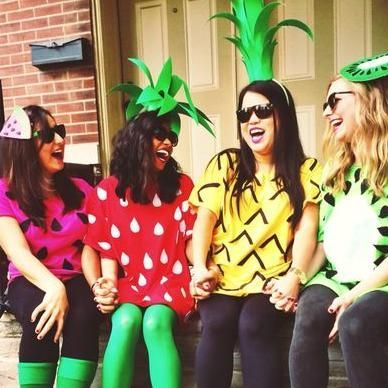 Grab your girls and get ready for October 31 because these are the best group Halloween costume ideas.