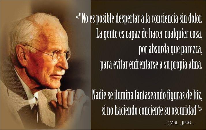 La sombra. Carl Jung. Frases - Taringa!