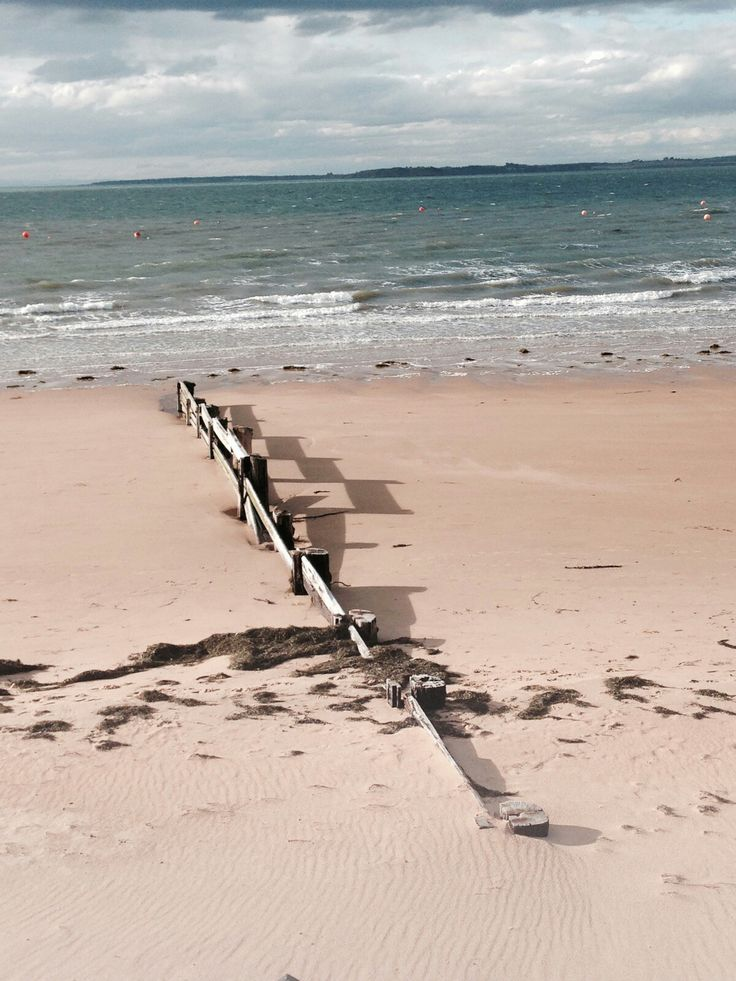 Cowes beach Phillip Island Victoria on a morning walk