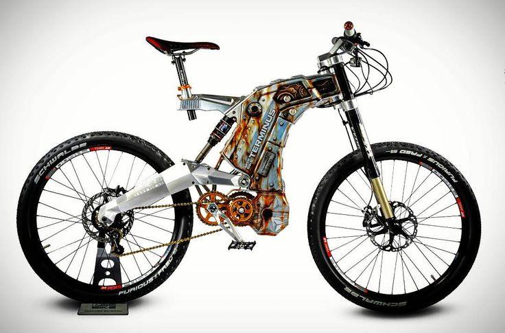 Instagram picutre by @spindle.x: of art | M55 Terminus #custom #savage #badass #mtb #iamspecialized #specialized #bicycle #cycling #ebike #bikelife #fatbike #motocross #bikes #enduromtb #adventure #bike #bikeporn #stealthbike #haibike #biker #mtblife #offroad #santacruzbikes #canyonbikes #enduro #mountainbike #downhill #mountainbiking #custombike #cool - Shop E-Bikes at ElectricBikeCity.com (Use coupon PINTEREST for 10% off!)