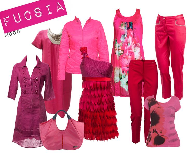 FUCHSIA MOOD!  Discover all items up to 60% OFF at www.rosapiuma.com! Sign up and get an extra € 5 off your first purchase! #fuchsia #musthave #sale #saldi #trends #summer #shoppingonline #fashion