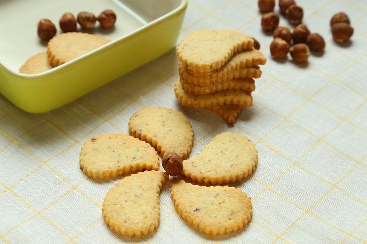 Coccole di dolcezza: Frollini alle nocciole